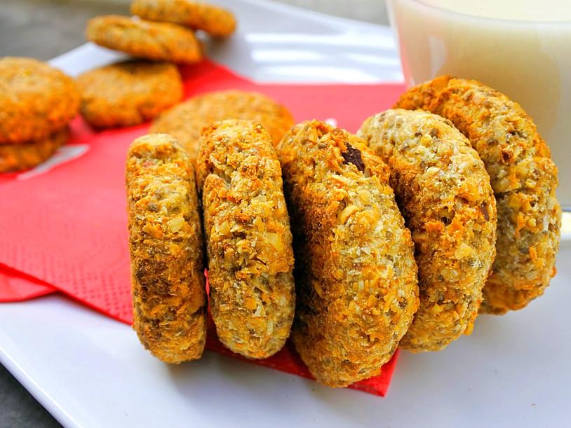 Biscuits Vegan Noisette et Coco