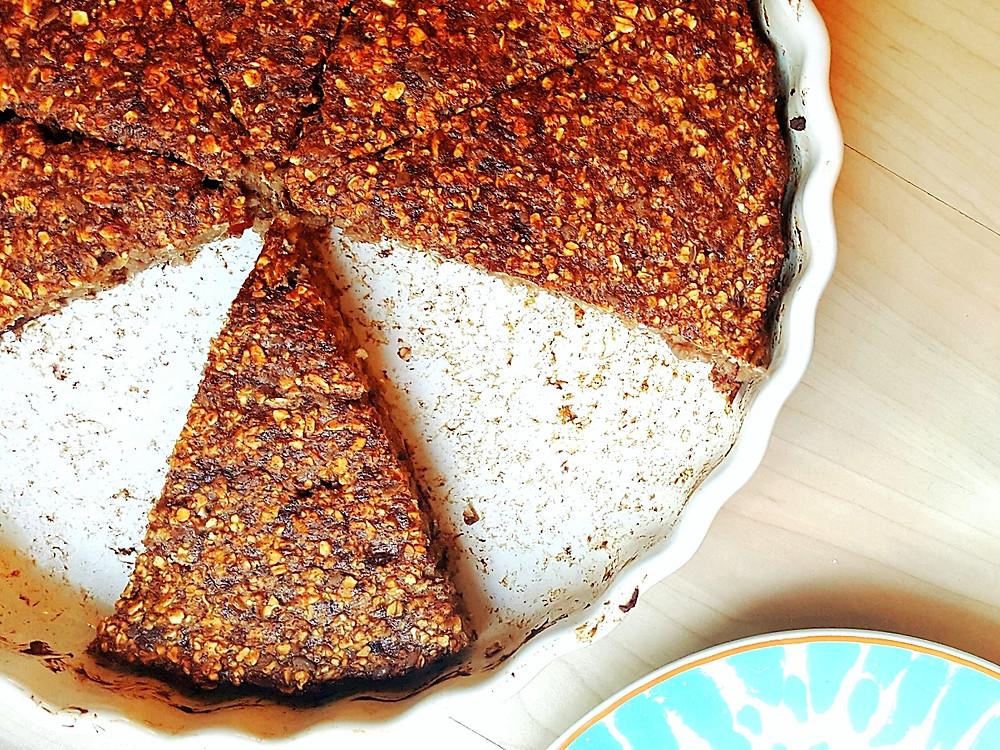 Vegan healthy cake