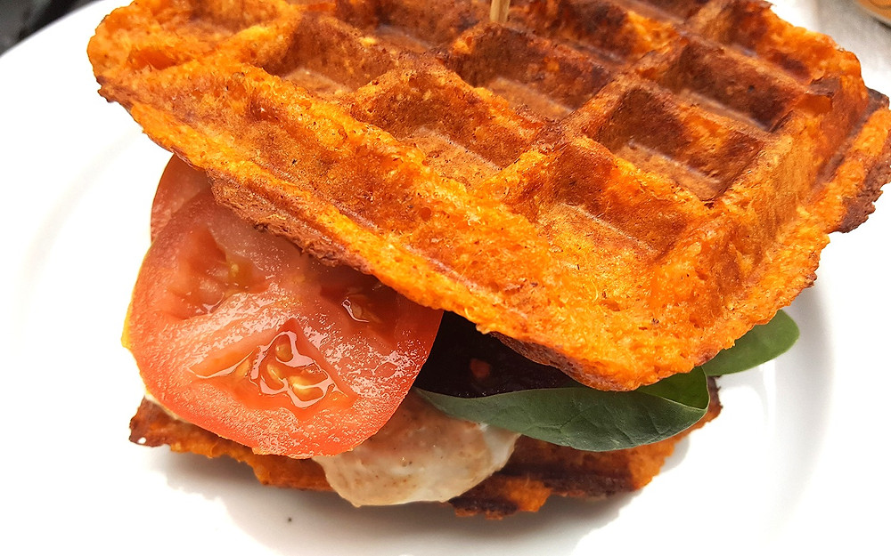 Sandwich Gaufre