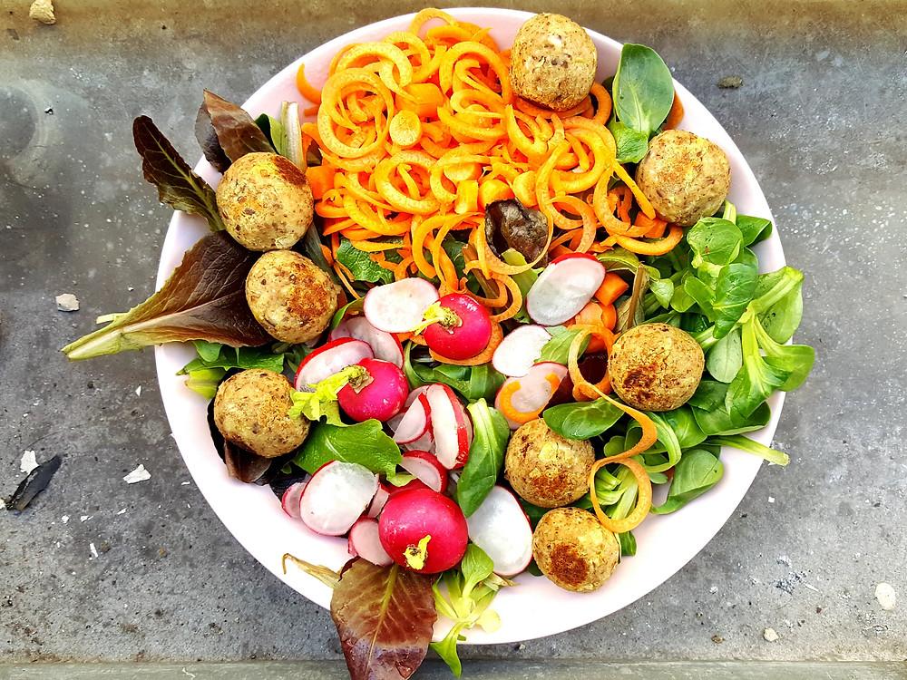 buddha bowl vegan