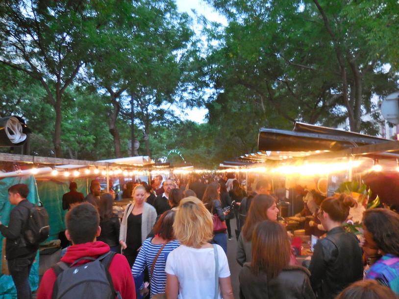 Le Food Market - Paris