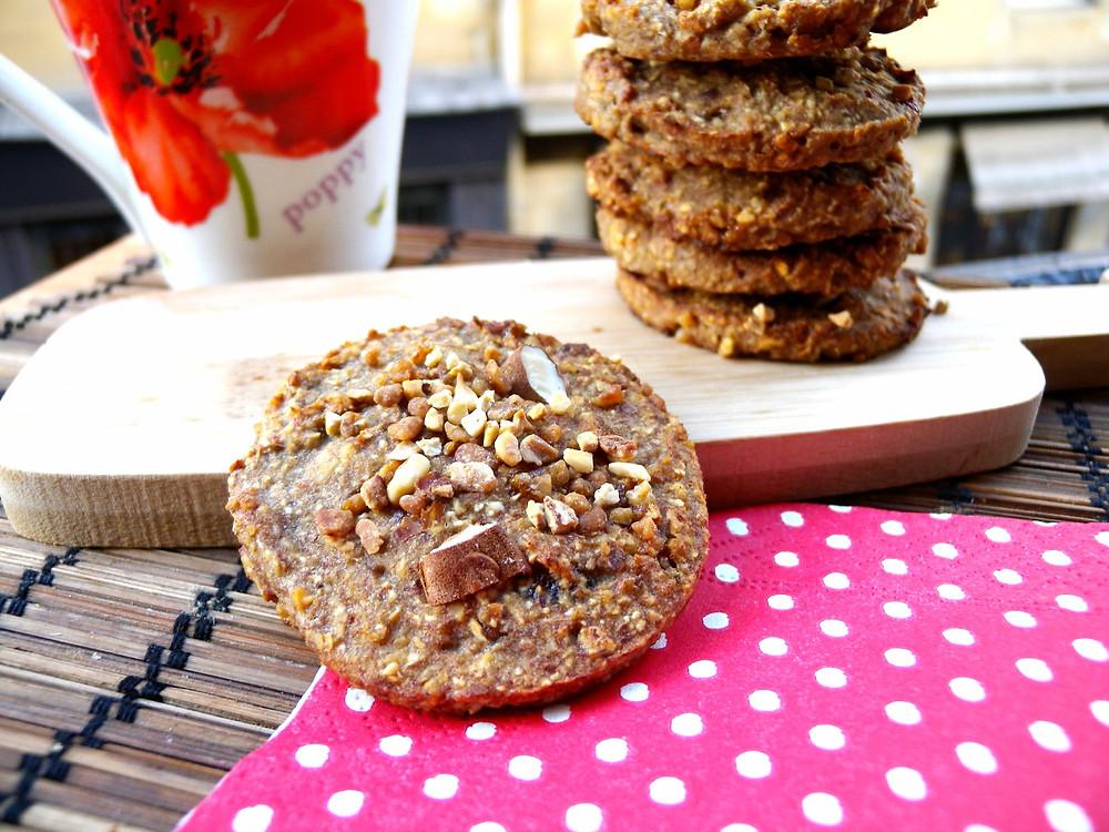 biscuits vegan amande