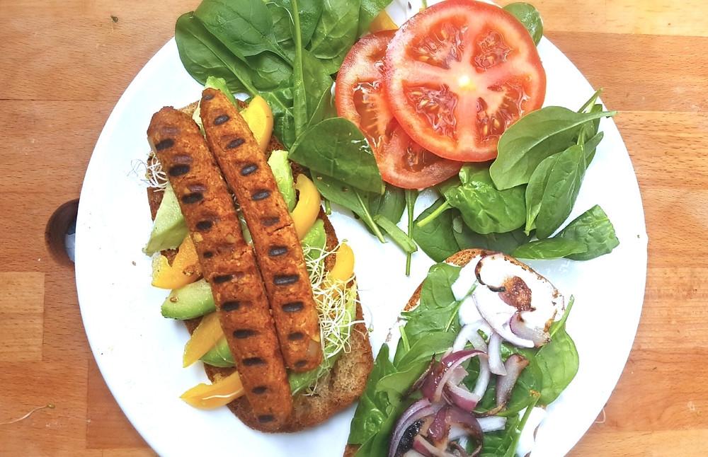 Merguez vegan sans gluten maison