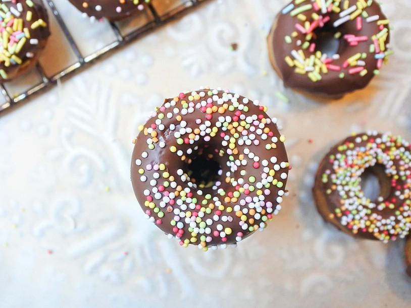 Donuts Vegan