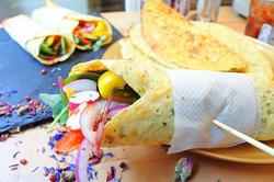 tortilla vegan healthy sans gluten