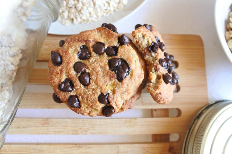 Cookie Vegan * 3 Ingrédients