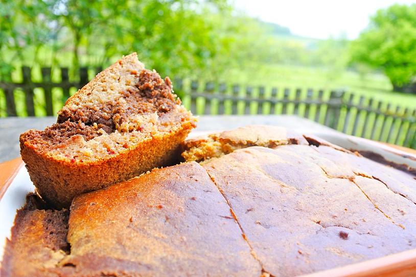 Gâteau Marbré [ Vegan - Sans Matière Grasse]