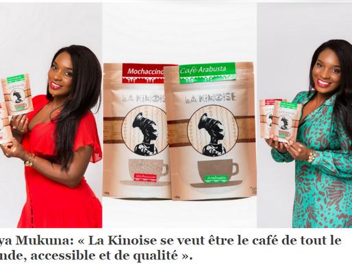 African Shapers, interview de Tisya Mukuna au stylo de Patrick Ndungidi