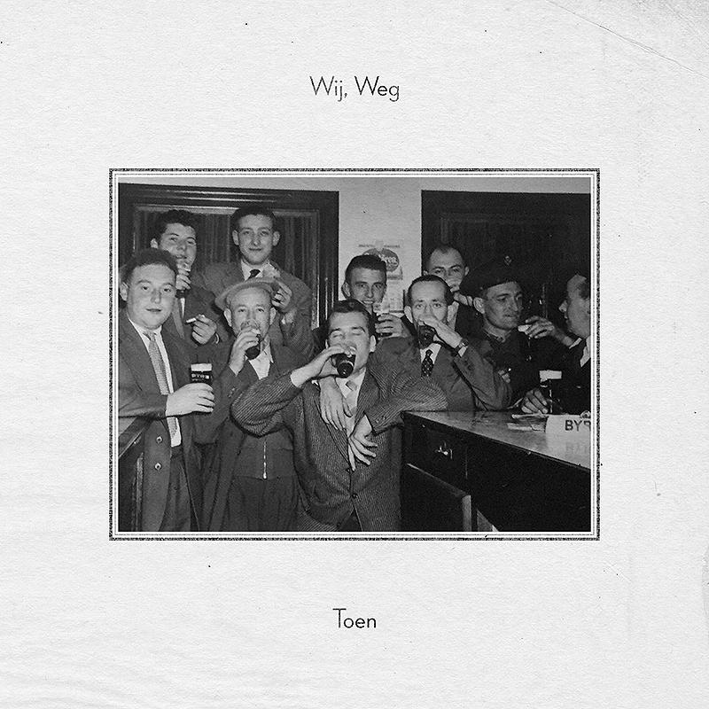 Single Cover 'Toen'