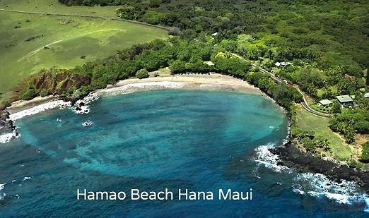 Hamoa Beach Hana Maui