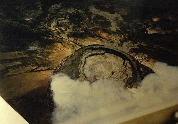 Kilauea Crater Volcanos National Park