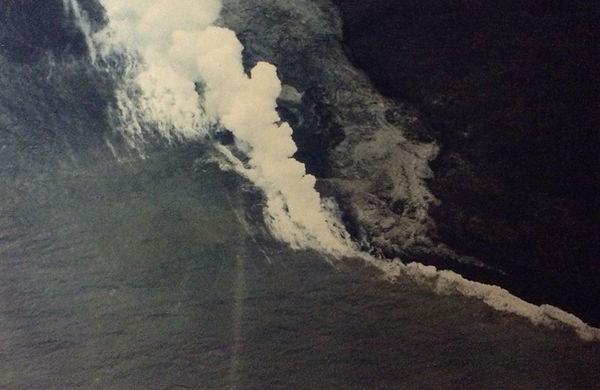 The Steam Volcanos National Park