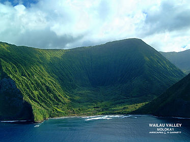 Wailau Valley Molokai