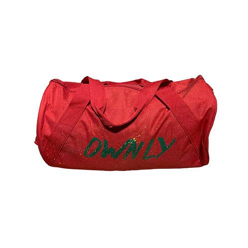 Splattered Duffle Bag