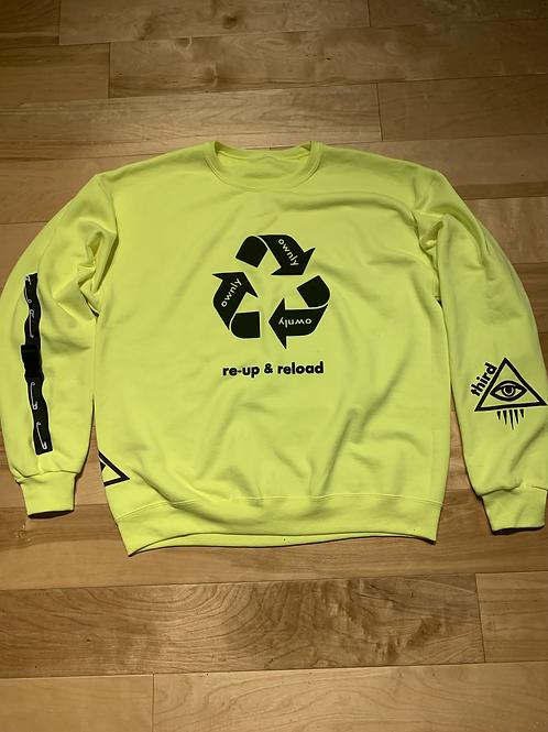 Moon Wolf Sweatshirt