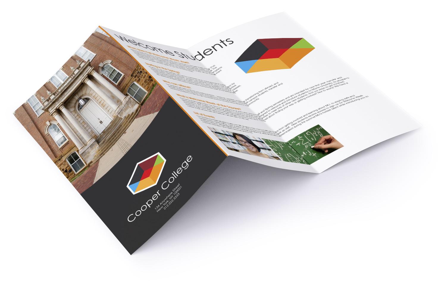 Cooper_College_Education-Trifold_Brochur