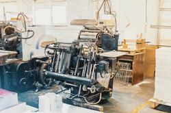 Diecutting press