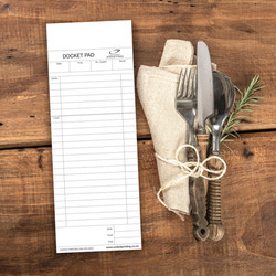 Restaurant Docket books