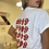 Thumbnail: THE ROLLING STONE TSHIRT IN WHITE
