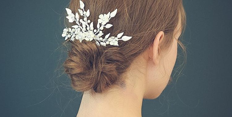 boho wedding headpiece