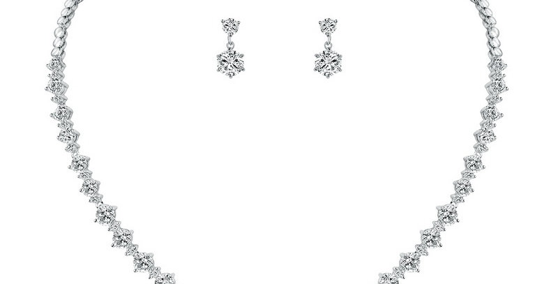 wedding jewellery set images