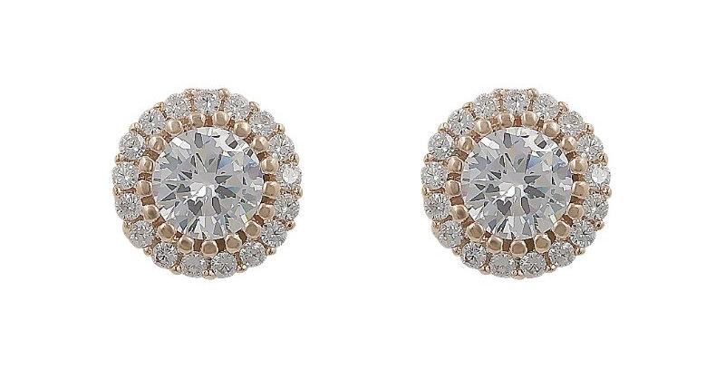 wedding stud earrings