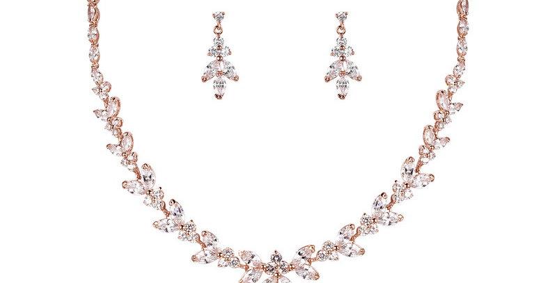 bridal necklace set designs