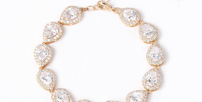 gold wedding bracelets