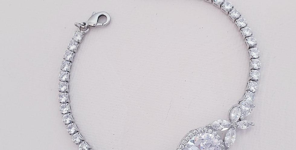 boho bridal bracelet