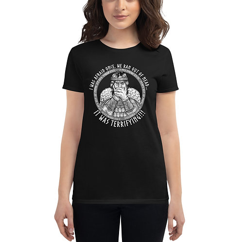 Ran out of Mead! IfV Women's short sleeve t-shirt