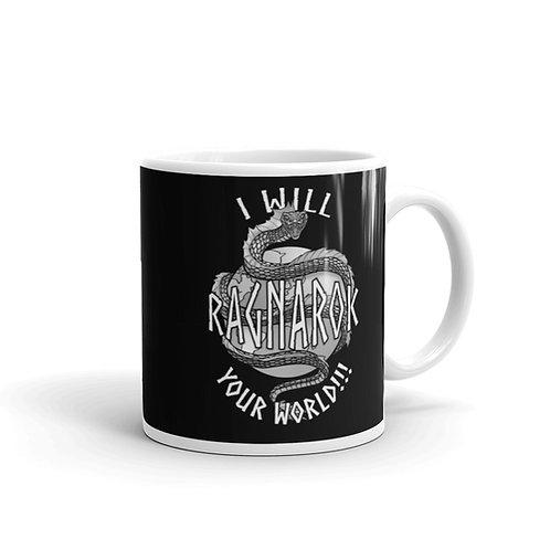 Ragnarok your world Mug