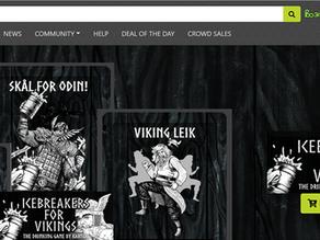 95.5/100!!! Art Test results for Icebreakers for Vikings