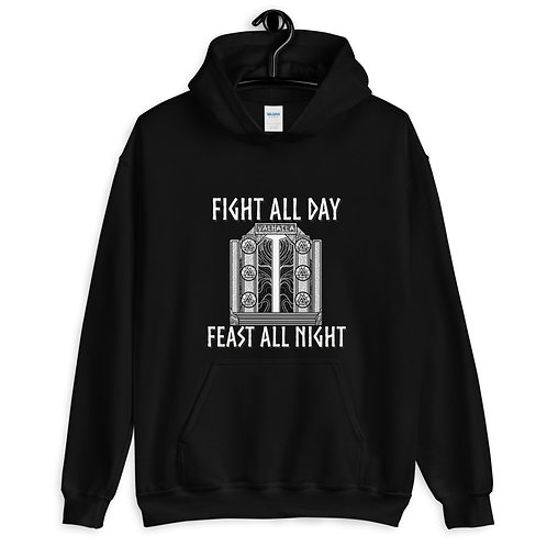 Feast all night IfV Unisex Hoodie
