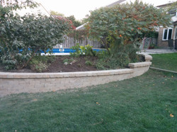 Retaining wall (after) 002