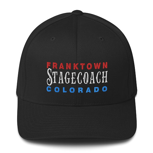 Stagecoach Structured Twill Cap