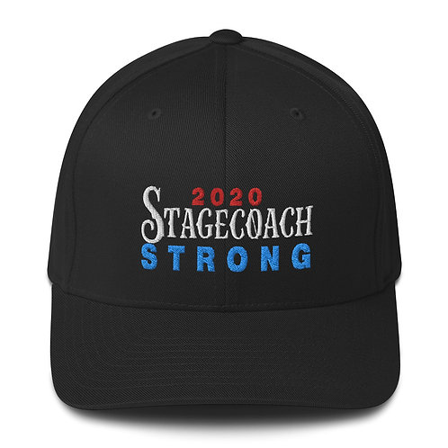 Stagecoach STRONG: Structured Twill Cap