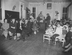 Community event, January 8th, 1955