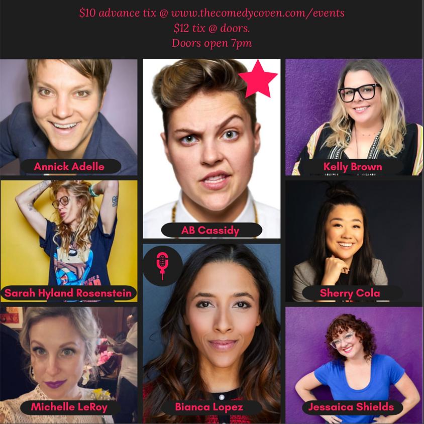 The Comedy Coven Show   June Show   Pride
