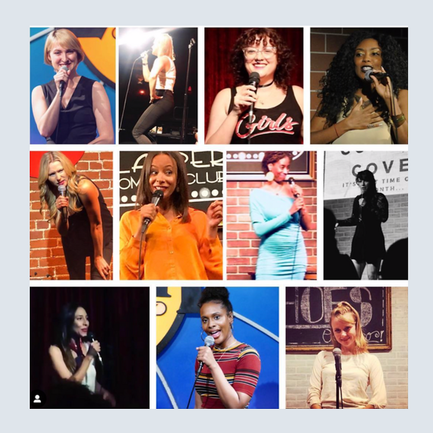 The Comedy Coven | 12.12.2019 in WeHo