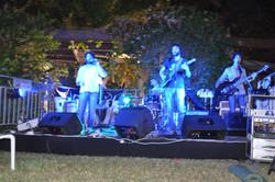 במת הג'אם בפסטיבל עכו 2014