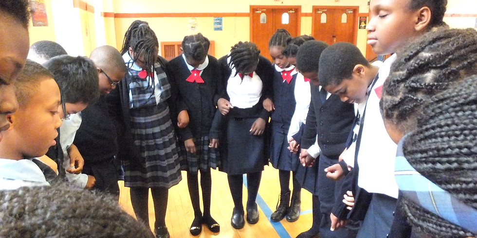 Virtual Student Week of Prayer