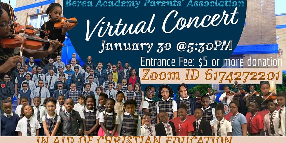 Berea Virtual Concert