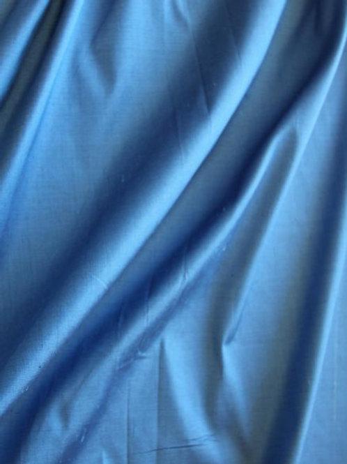 Silk Doupionni-Sapphire