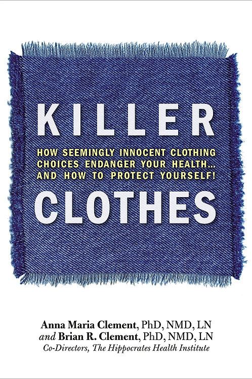 Killer Clothes-Book