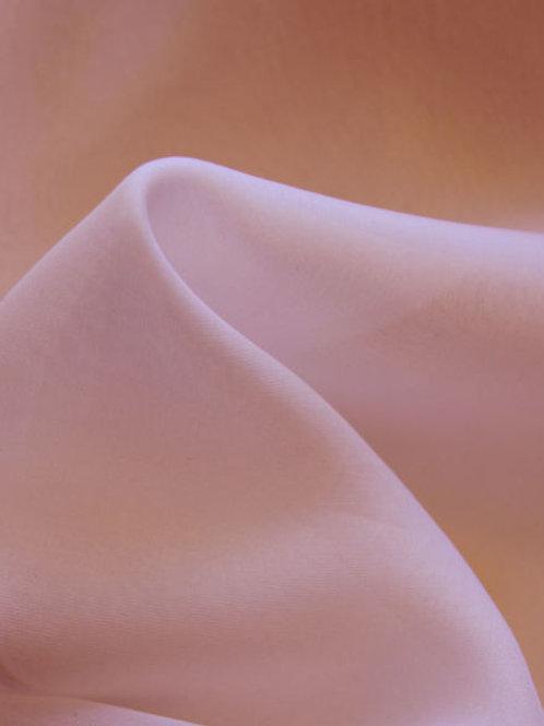 Silk Chiffon-Tempest-Pale Pink