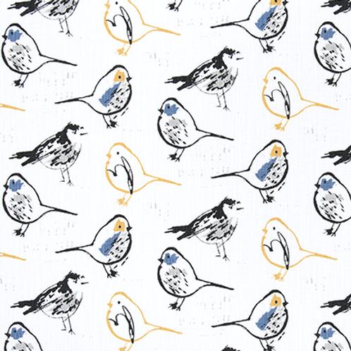 Bird Toile Brazilian