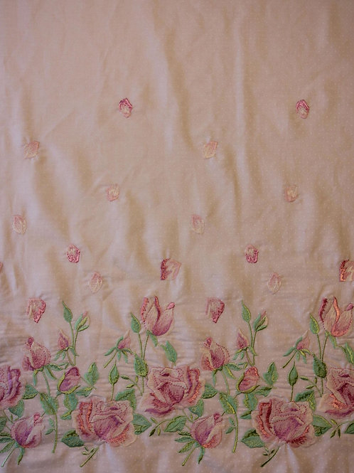 Fabrizia Embroidered Cotton