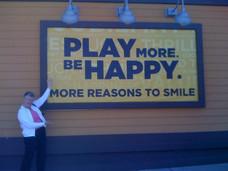 Practicing Happy!