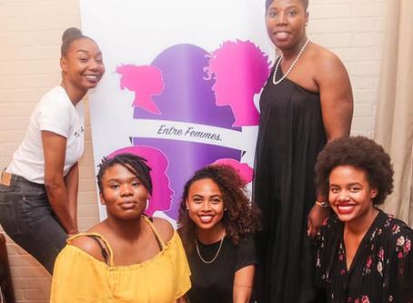 Bal des associations d'Entre Femmes : la Team SOA y était !