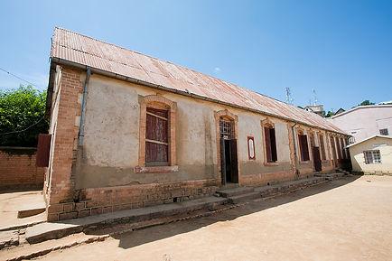 Agir pour l'accées à l'éducation à Antanar Ambohidroa Madagascar